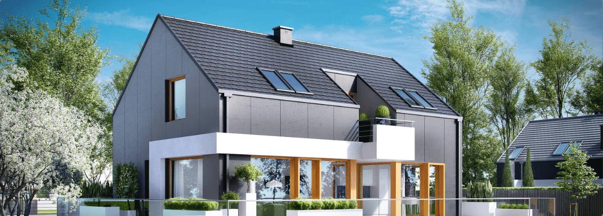 Tendencje architektoniczne w projektach domów jednorodzinnych